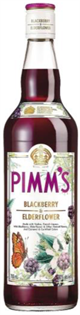 Pimm's Blackberry & Elderflower 750ml